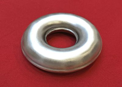Tube elbow 360° solenoid (270g)